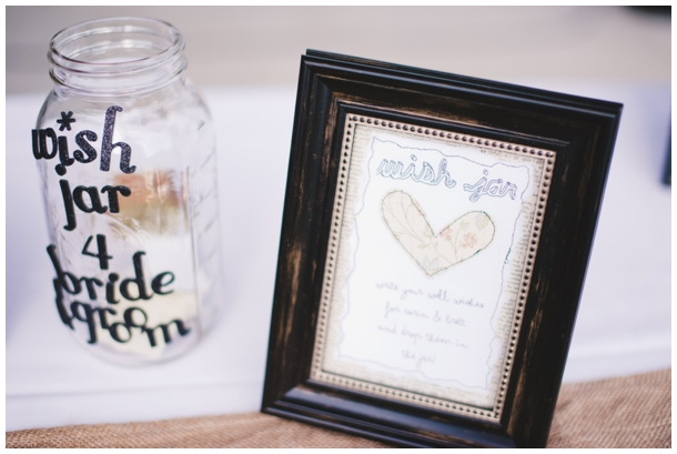 notes for the bride and groom